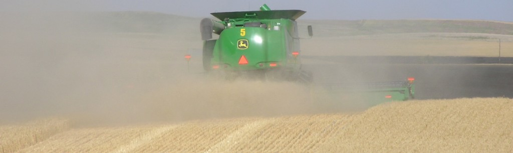 Combine Straw Management