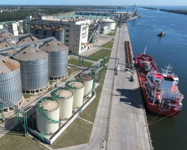 Volga Baikal AGRO NEWS Update on the Situation in the Azov Basin: Grain Freight faces difficult times   !!!