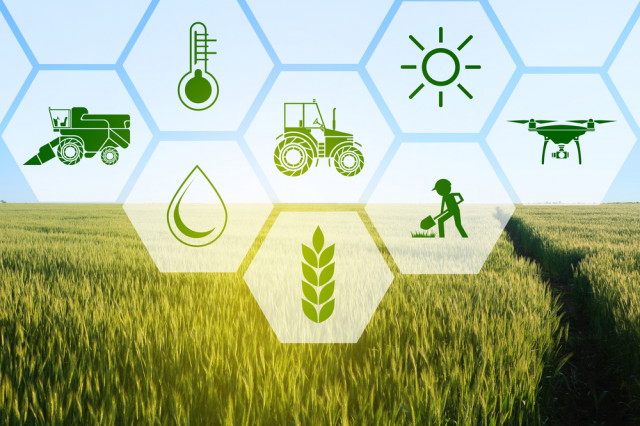 Volga Baikal AGRO NEWS Update on the Digitalization in the Agriculture !!!