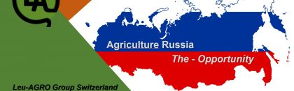 Russian Agriculture Opportunity – News Update !!!