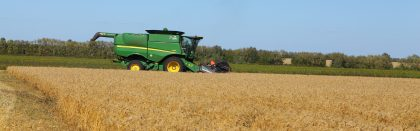 Grain harvest in Russia reached 100 million tons !!!