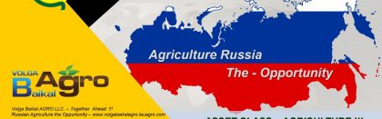AGRICULTURE AS AN ASSET CLASS INVESTMENT AGRICULTURE RUSSIA – The OPPURTUNITY